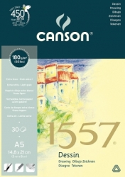 Canson 1557 Desing 180 g/m2, A4, 30 listov