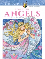 Creative Haven Beautiful Angels - Marjorie Sarnat