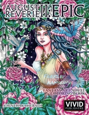 August Reverie 2: Epic - Chinthaka Herath