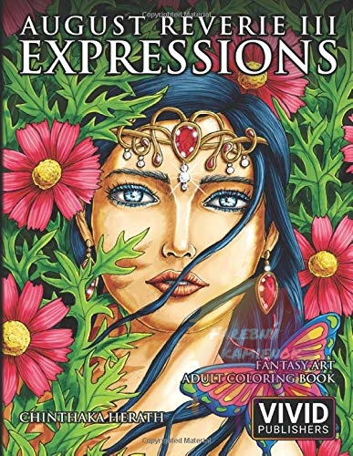 August Reverie 3: Expressions - Chinthaka Herath