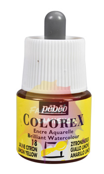 Pébéo Colorex Brilliant Watercolour - atrament 45 ml - 18