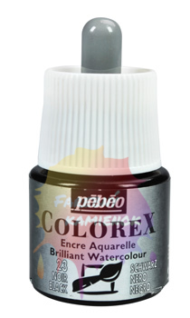 Pébéo Colorex Brilliant Watercolour - atrament 45 ml - 23