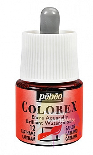 Pébéo Colorex Brilliant Watercolour - atrament 45 ml - 12
