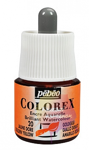 Pébéo Colorex Brilliant Watercolour - atrament 45 ml - 20