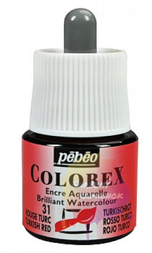 Pébéo Colorex Brilliant Watercolour - atrament 45 ml - 31