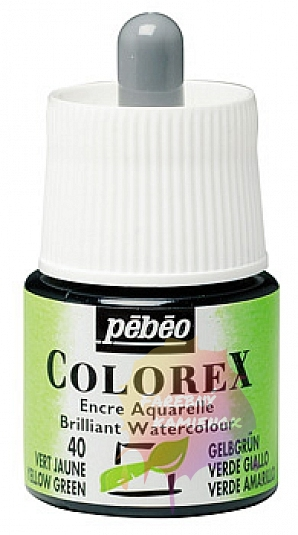 Pébéo Colorex Brilliant Watercolour - atrament 45 ml - 40