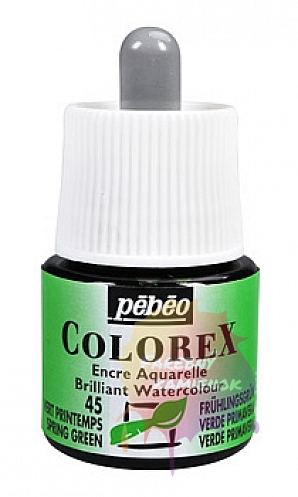 Pébéo Colorex Brilliant Watercolour - atrament 45 ml - 45