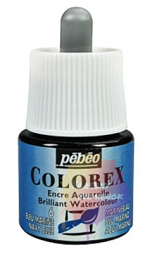 Pébéo Colorex Brilliant Watercolour - atrament 45 ml - 6