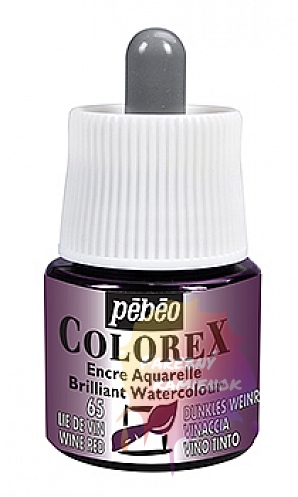 Pébéo Colorex Brilliant Watercolour - atrament 45 ml - 65